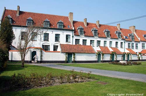 Former Beguinage DIKSMUIDE / DIXMUDE picture