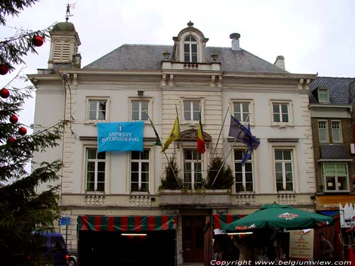 Hôtel de ville ZOTTEGEM photo