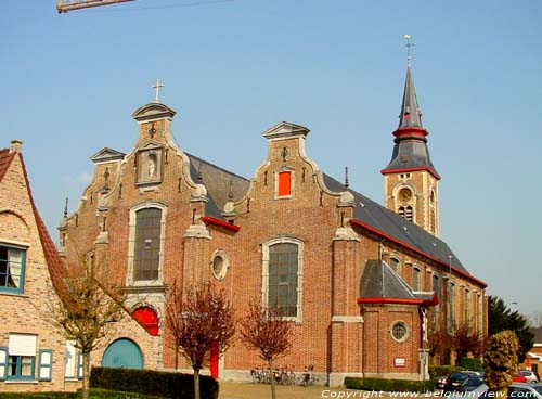 �glise Saint-Lambert (� Oedelem) BEERNEM photo