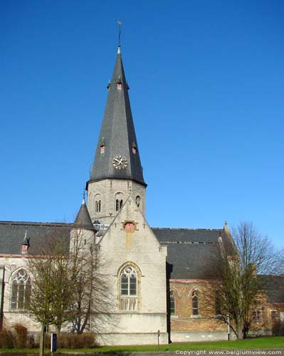 Saint-Martin's church (In Asper) GAVERE picture