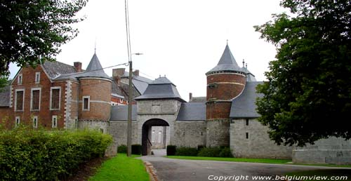 Farm Castle of d'Oultremont (Warnant-Dreye) VILLERS-LE-BOUILLET picture