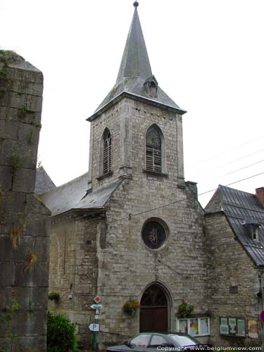 Eglise Saint-Nicolas DURBUY photo