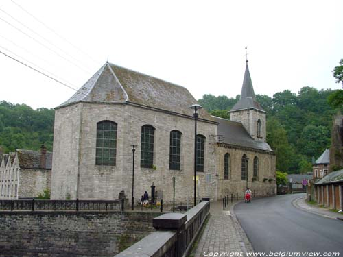 Saint Nicolas Church DURBUY picture
