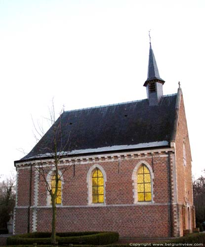 Helshovenchapel (on the border of Hoepertingen) BORGLOON picture