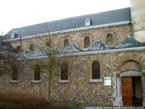 Collegiale Sint-Odulfus church BORGLOON picture