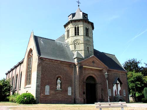 Saint-Adrian's church (in Adegem) ADEGEM / MALDEGEM picture Picture by Jean-Pierre Pottelancie (thanks!!)