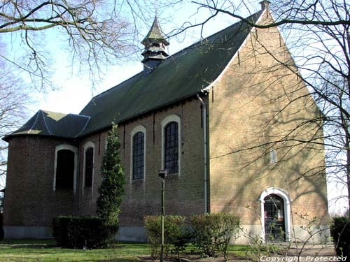 Our Ladies' chapel Stoepe (Ertvelde) EVERGEM picture Picture by Jean-Pierre Pottelancie (thanks!)