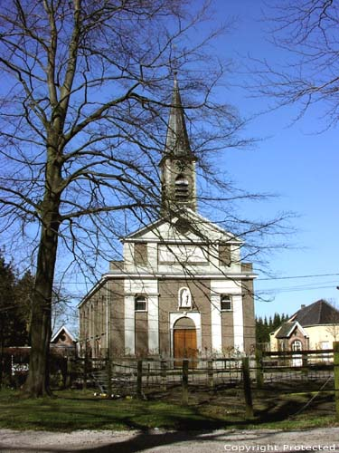 Our Lady of Consolidation (in Wippelgem) church EVERGEM picture Picture by Jean-Pierre Pottelancie (thanks!)