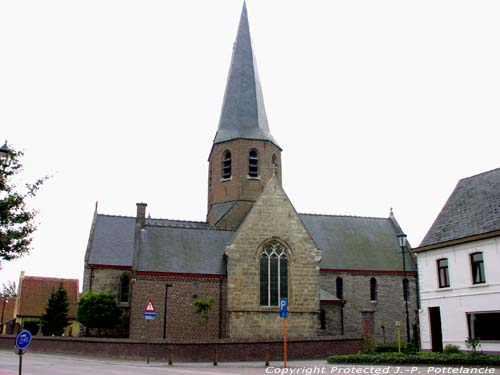 Eglise Saint Bavon (Baaigem) GAVERE photo