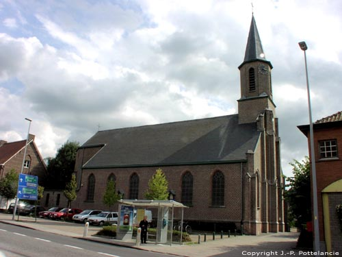 Saint Martin's church (in Baarle-Drongen) SINT-MARTENS-LATEM picture