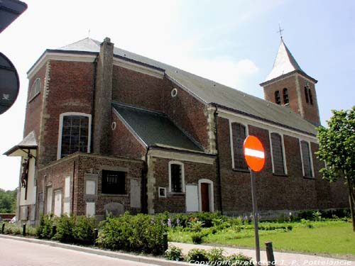 Our Ladies' church DESTELBERGEN picture