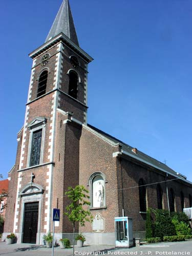 Our Ladies' church LOKEREN picture