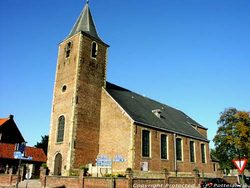 Eglise Saint Pierre Bandes (Erwetegem) ZOTTEGEM photo