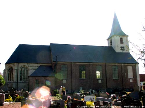Eglise Saint Bavon (Gijzenzele) OOSTERZELE photo