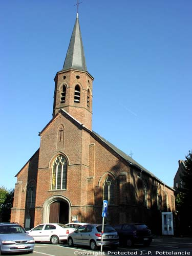 Saint Peter's church (in Grotenberge) ZOTTEGEM picture