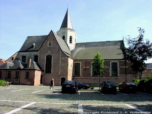 Saint Denis' church (in Kalken) LAARNE picture