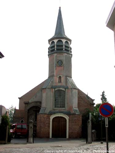 Saints Philip and Jacob church (in Koewacht) STEKENE picture
