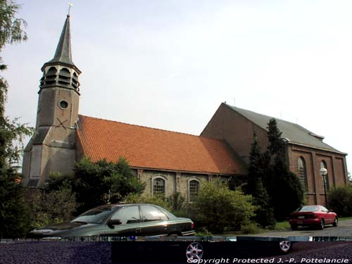Eglise Saints Philippe et Jacques (Koewacht) STEKENE photo