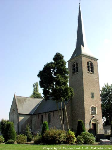 Saint Stephen's church (in Melsen) MERELBEKE picture