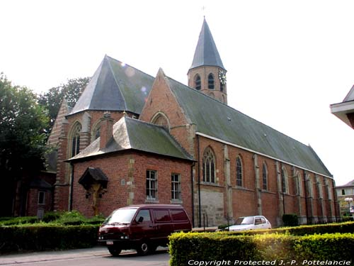 Saint Anthony's church MOERBEKE picture