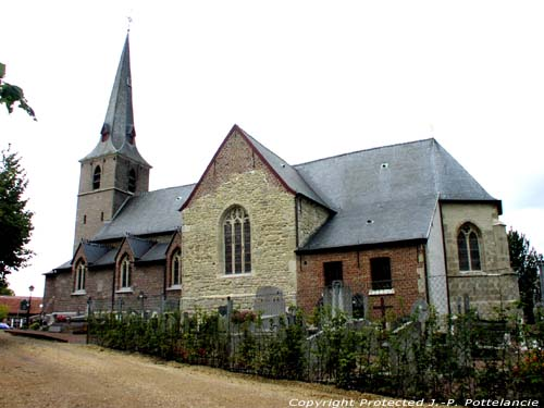 Saint Mandus' church (in Moortsele) OOSTERZELE picture