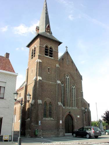 Saint Mattheus' church ZWALM picture