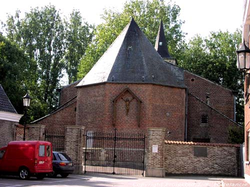 All Saints church (te Nederzwalm - Hermelgem) NEDERZWALM-HERMELGEM / ZWALM picture