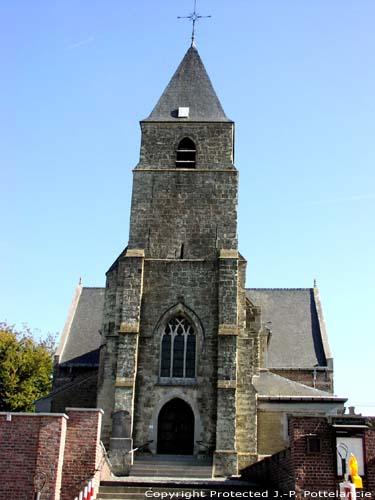 Eglise Saint Martin (Oombergen) ZOTTEGEM photo