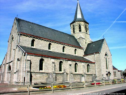Eglise Saint Pierre Bandes (Semmerzake) GAVERE photo