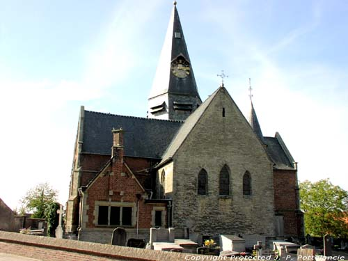 Saint Dennis' church ZWALM picture