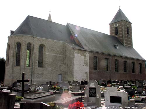 Eglise Saint :ichel SINT-LIEVENS-HOUTEM photo