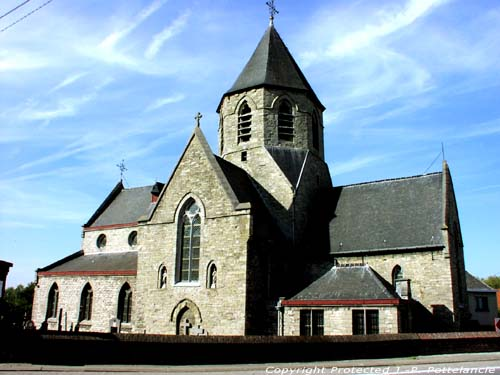 Eglise Notre Dame 7 Mals (te Sint-Maria-Latem) ZWALM photo