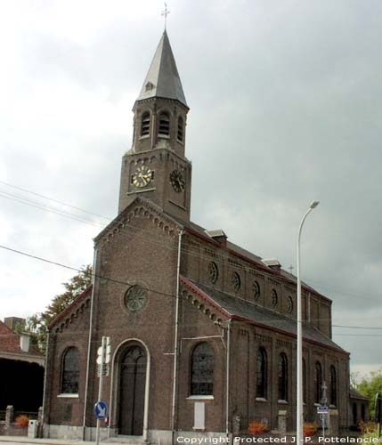 Eglise Saint Martin (Sint-Martens-Leerne) DEINZE photo