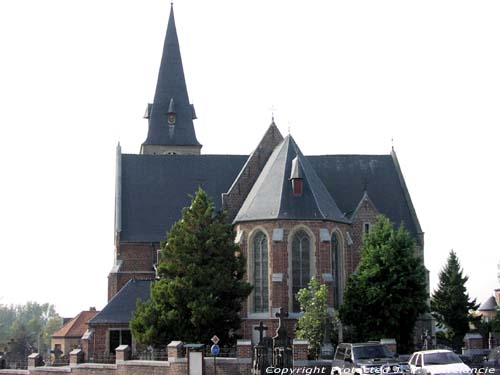Église Saint-André (in Strijpen) ZOTTEGEM photo