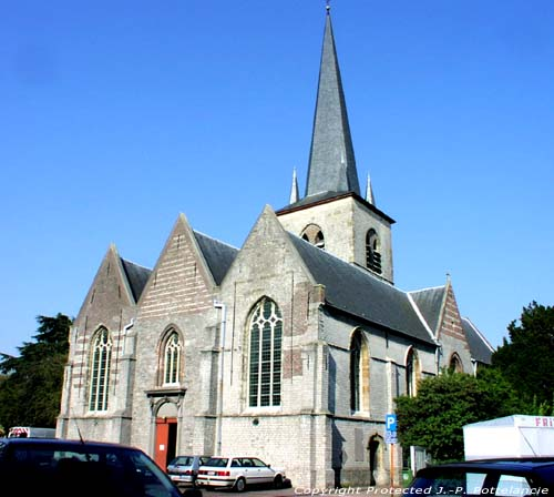 Église Saint-Bavon ZINGEM photo