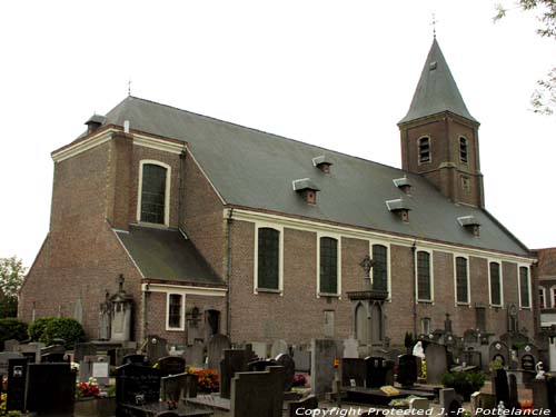 Saint Nicloas' church ZWIJNAARDE / GENT picture