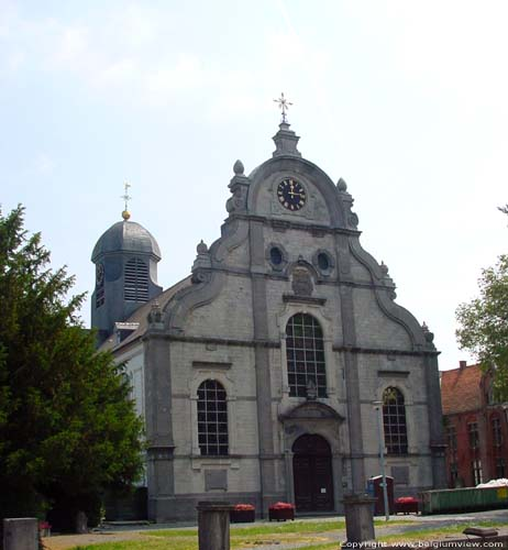 Église Saint Pierre et Sainte Berlinde (à Meerbeke) MEERBEKE / NINOVE photo
