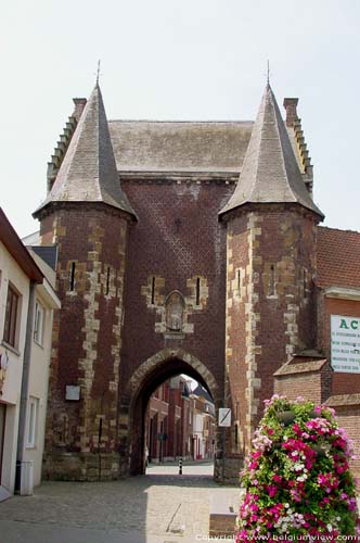 Porte des Vaches NINOVE photo