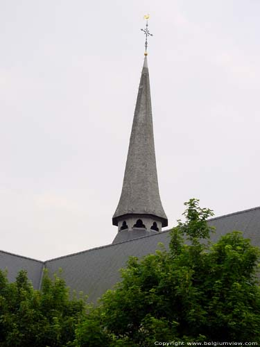 Our Ladies church NIEUWPOORT picture