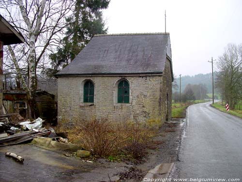 Chapelle AUBLAIN / COUVIN photo