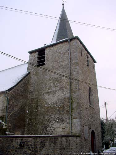Saint-Colombes' church SOULME / DOISCHE picture