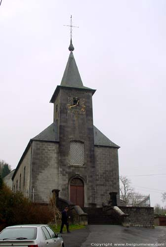Saint-Dennis' church ROLY / PHILIPPEVILLE picture