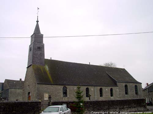 �glise Saint-Quentin DAILLY / COUVIN photo