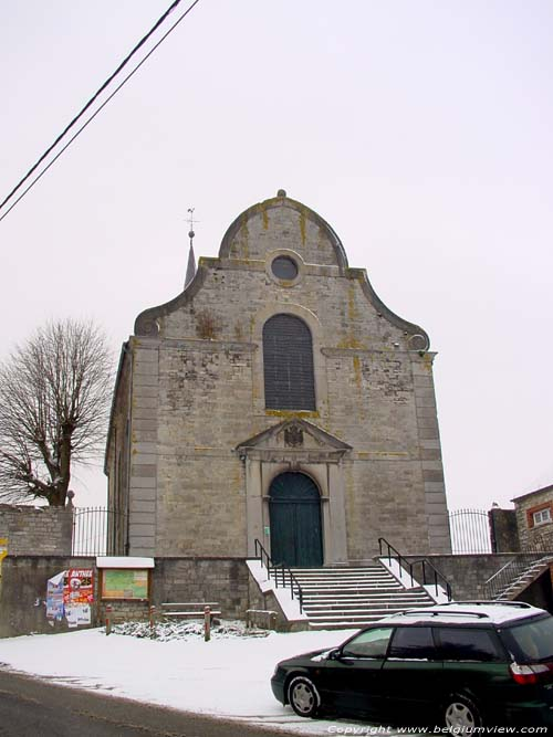 Église Saint-Servais GIMNÉE / DOISCHE photo