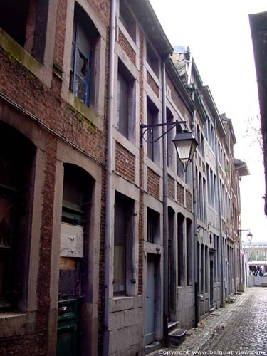 House full of houses in Maas Renaissance style LIEGE 1 / LIEGE picture