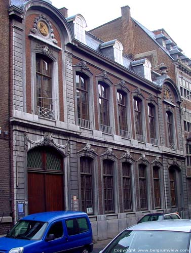 House with medalions LIEGE 1 / LIEGE picture
