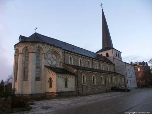 Saint Anna's church ALDENEIK / MAASEIK picture