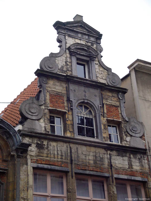 Maison avec double paires de volutes ANVERS 1 / ANVERS photo