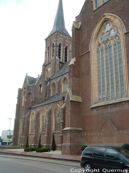 Saint Ursula's church LANAKEN picture