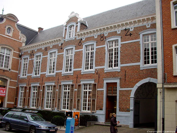 Library of the former Augustines' cloistre HASSELT picture